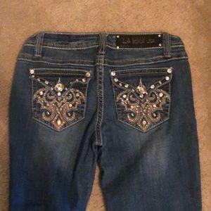 LA Idol Bootcut jeans - like new